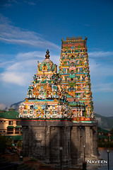 Rameshwaram temple replica - Char Dhaam