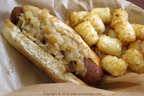 Underdog Organic Vegan Smoked Chipotle Sausage