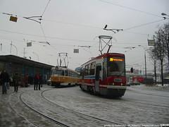 Moscow tram LT-5 1001_20040113_1