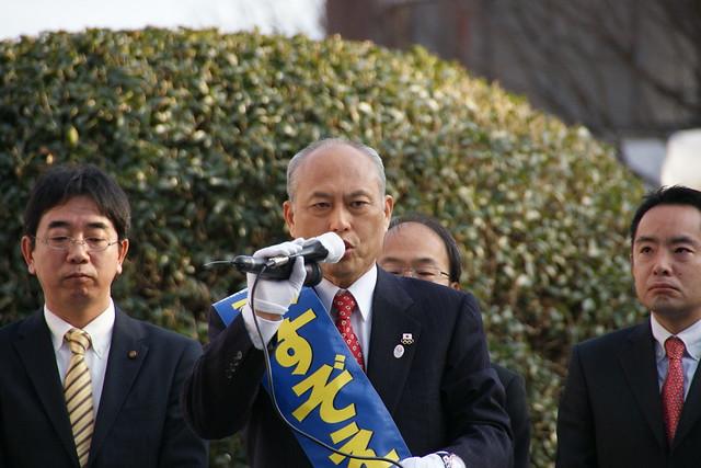 日本的政治 東京都知事選挙 - naniyuutorimannen - 您说什么!