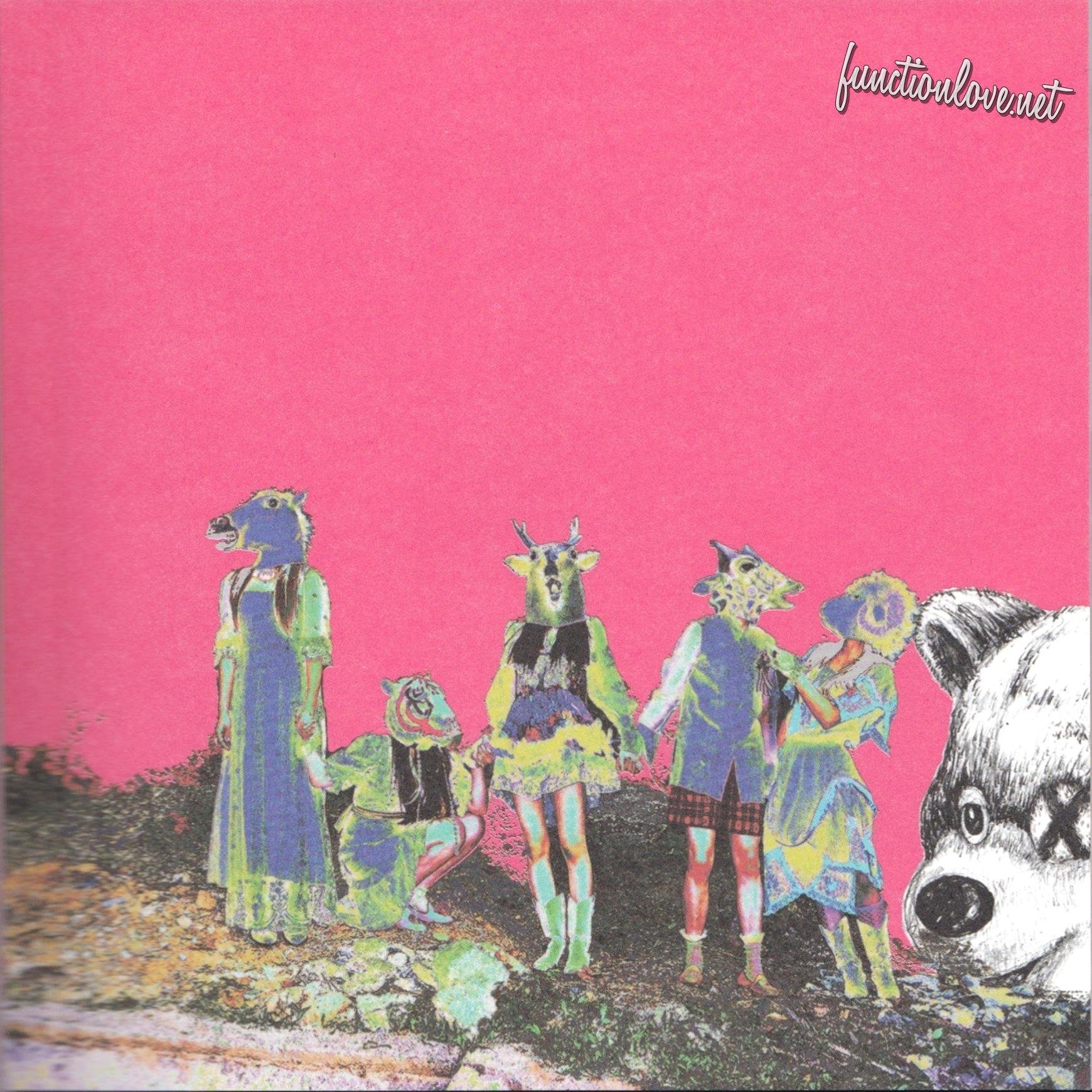 f(♥) Exclusives – [HQ SCANS+DL] f(x) 2nd Mini Album ... F(x) Electric Shock Album Cover