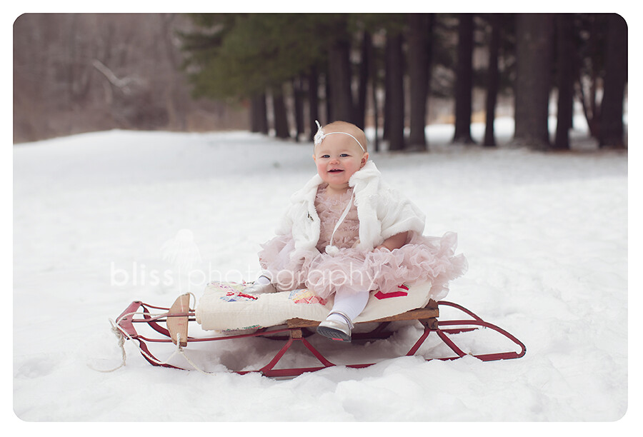 snow baby sled bliss photography-1724