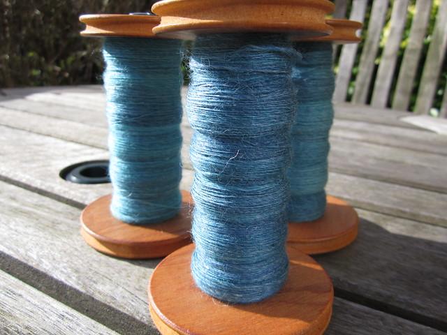 Ravellenics 2014 spinning (2)