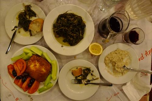 Restaurant Diethnes - Sparta, Greece