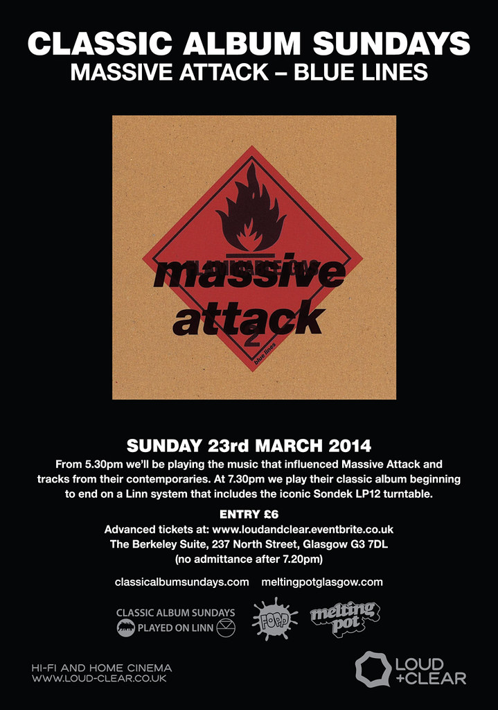 Classic Album Sundays - Massive Attack