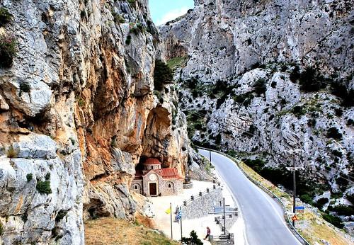 crete chapelle grece