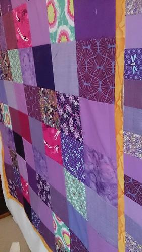 pantone quilt challenge