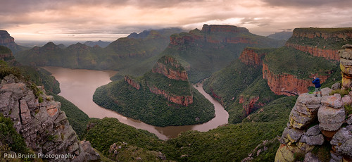 Blyde River Canyon - 50mm Panorama