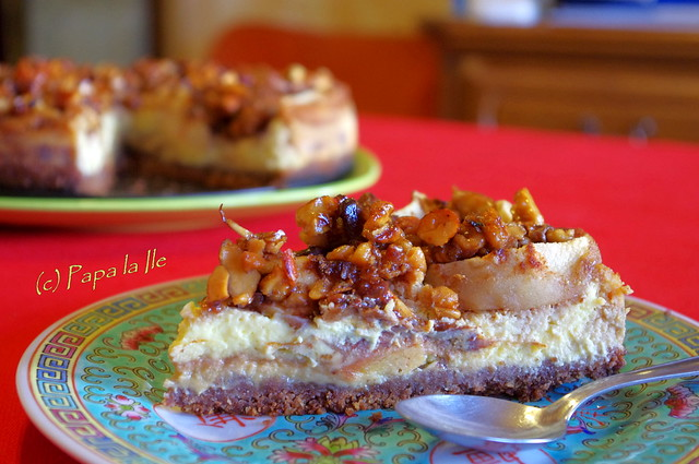 Apple Cheesecake (1)