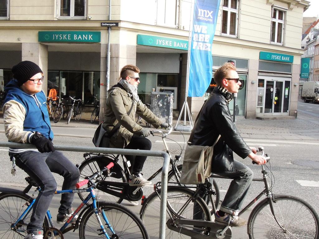 Cool Copenhagen Dudes