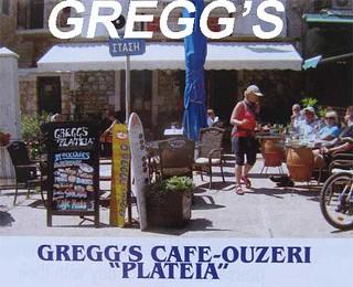 Greggs cafe