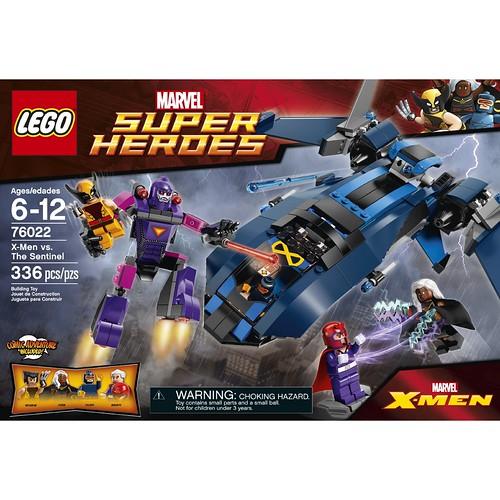 LEGO Marvel 76022 Front