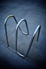 Never-Ending Bike Rack