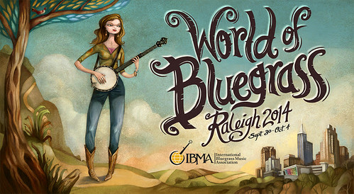 World of Blue Grass in Raleigh 2014