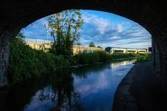 Under Louisa Bridge