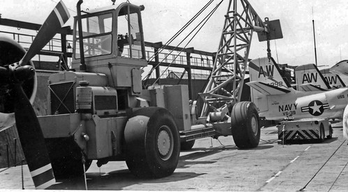 Crane of Essex (CV59) July 4th 1965