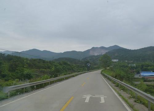 Jiangxi-Yushan-Sanqing Shan-bus (8)
