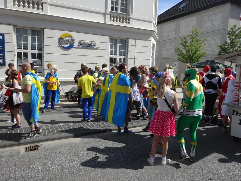 Fake Swedes!