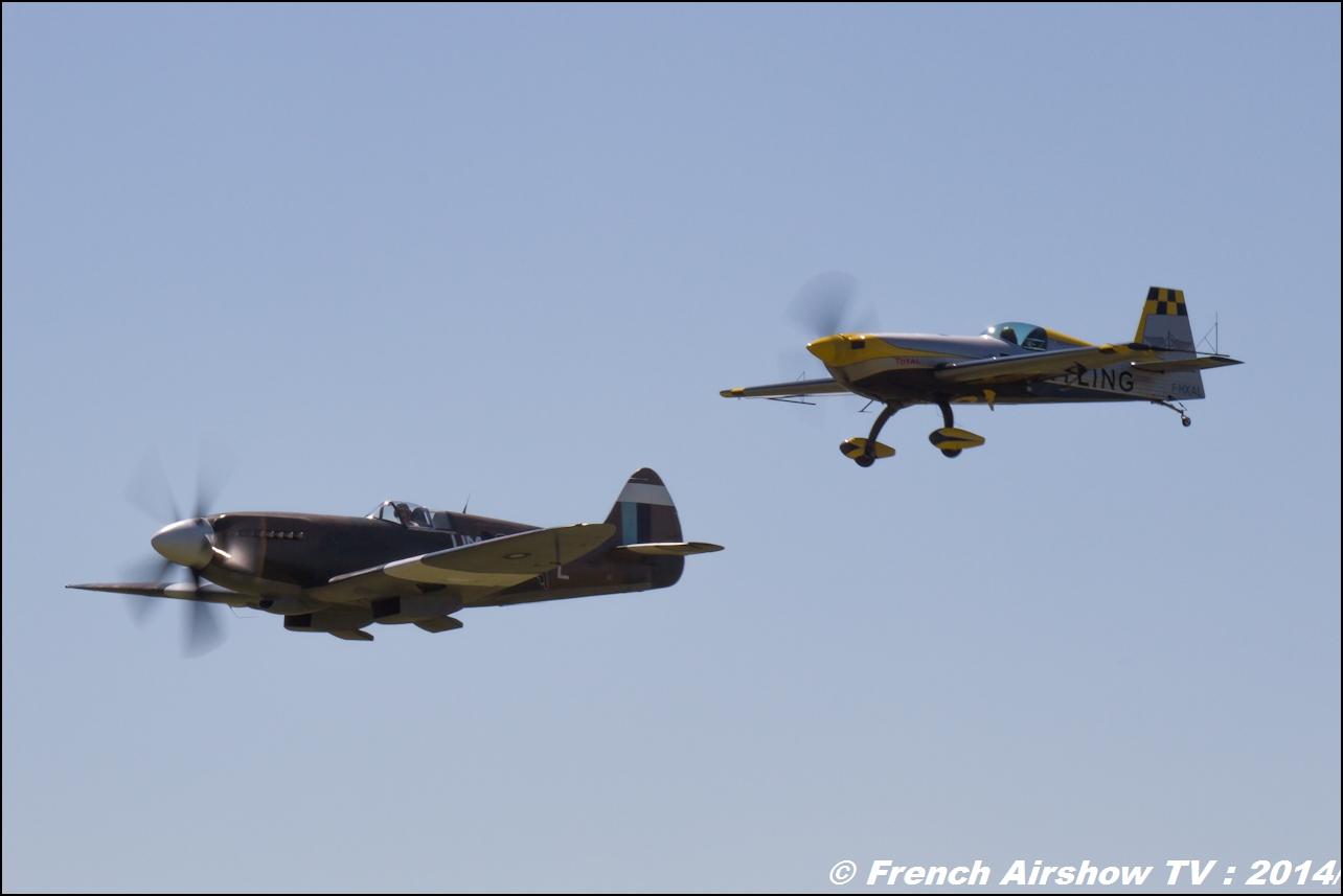 Spitfire et extra 330 sc