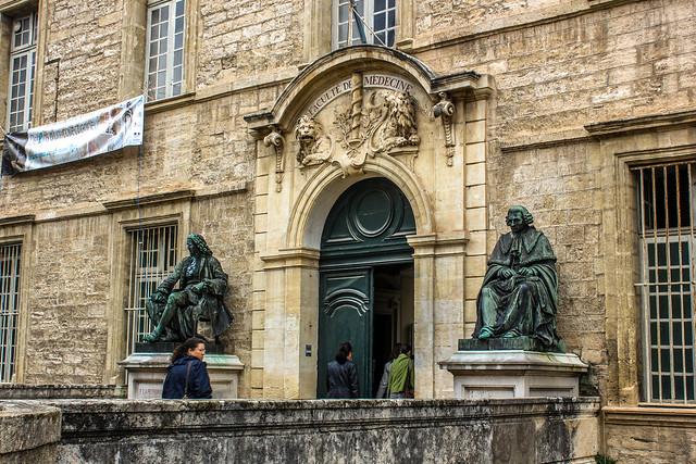 Écusson de Montpellier