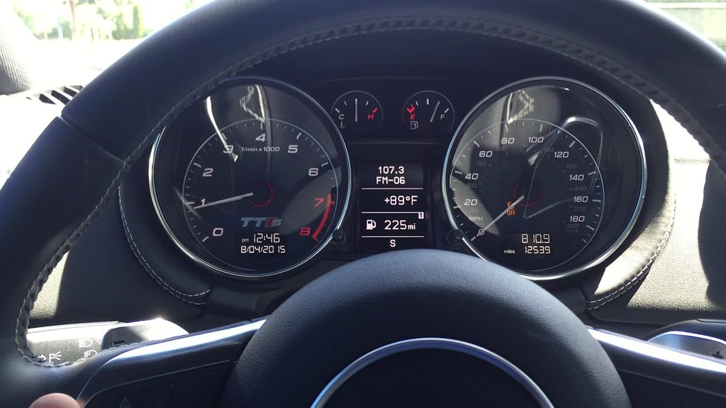 APR Stage Numbers On A TTS - Audi a8 0 60