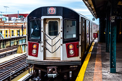 MTA New York City Subway Kawasaki R188 #7441