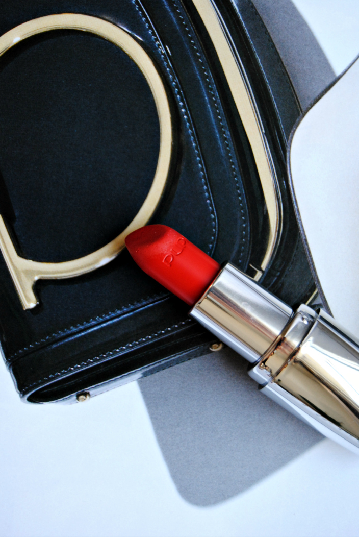 Pupa Red Lipstick (002b)