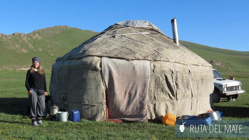 Lago Song-Kol Kirguistán (27)