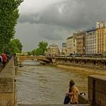Paris /  Petit-Pont -  Cardinal Lustiger