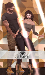 Glamrus . Baby Grind On Me AD