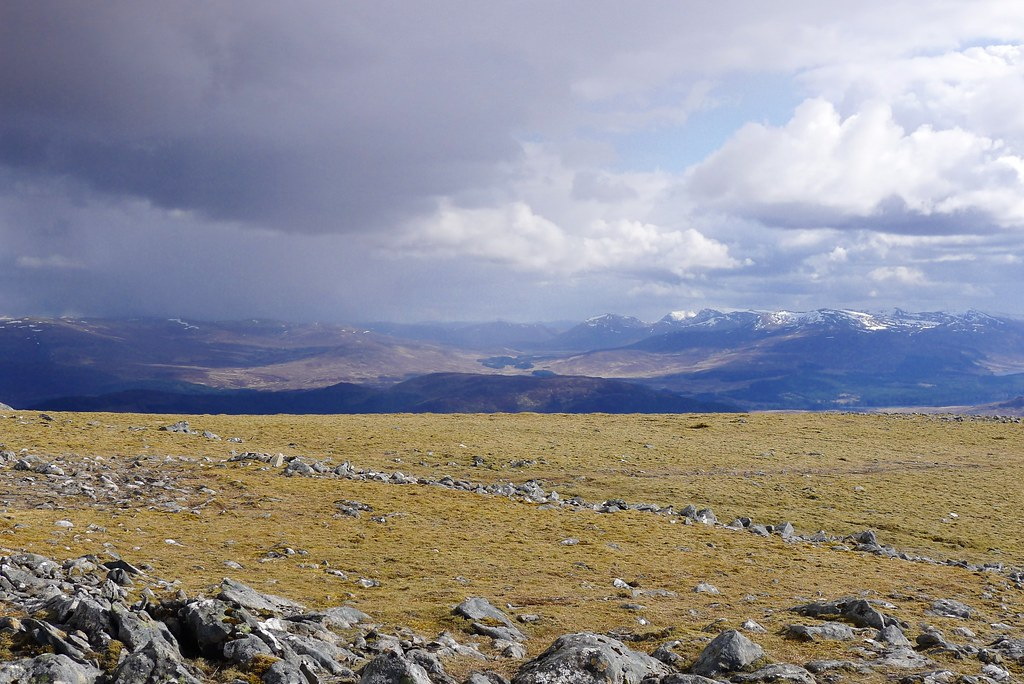 Laggan and Strath Mashie