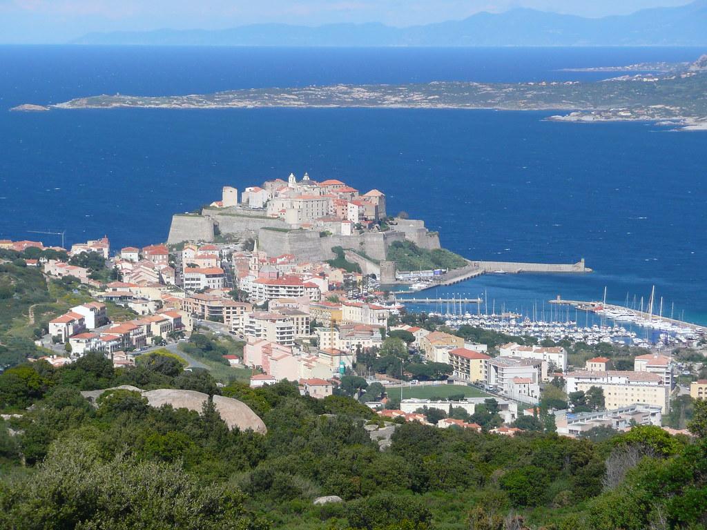 Avis Du Vol Air Corsica Calvi Nice En Economique