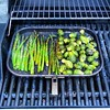 And this, @gastropost, is how I cook mango chili Parmesan #Ontario asparagus. #BBQ  #gastropost #foodporn #instafood