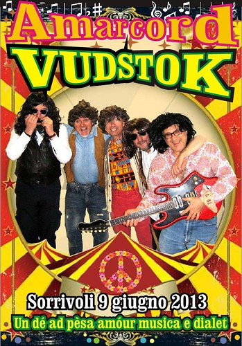 """""""AMARCORD VUDSTOCK"""""""