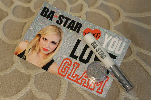 Living After Midnite: Jackie Giardina: Makeup BA Star Review: Glitter