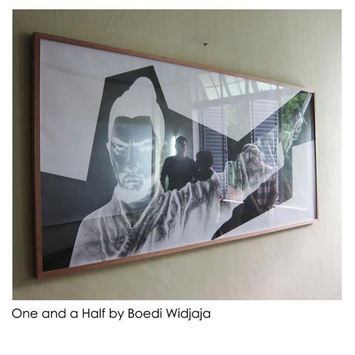 art-One and a Half by Boedi Widjaja