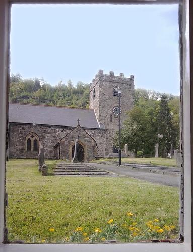 Corwen church