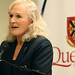 Small photo of Glenn Close receives her honorary degree!