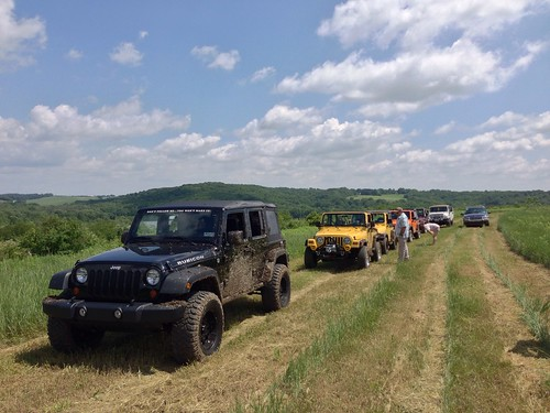 Moraine Trail Ride - Bantam Jeep Heritage Festival