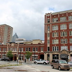 Atlanta - Sweet Auburn: Odd Fellows Building and Auditorium