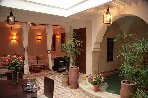 Maison d'H�te de charme Marrakech