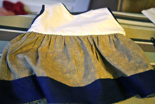 Maggie Geranium top.