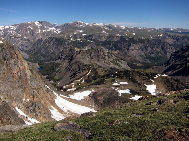 Beartooth Mountains, Montana