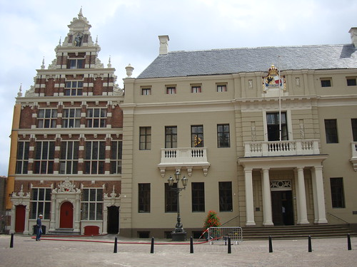 Rathaus Deventer by Jens-Olaf