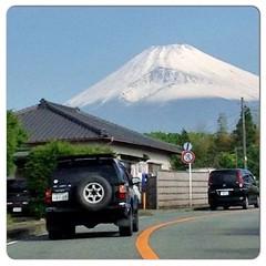 Mt.Fuji 富士山 5/17/2013