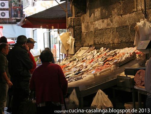 Catania Fischmarkt 1