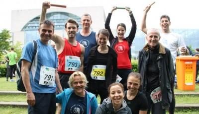Běhání ve světě: Česká stopa na štafetě v Berlíně