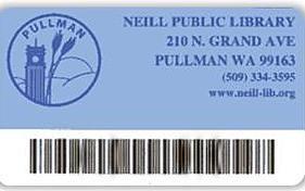 Neill Public Library (Pullman)