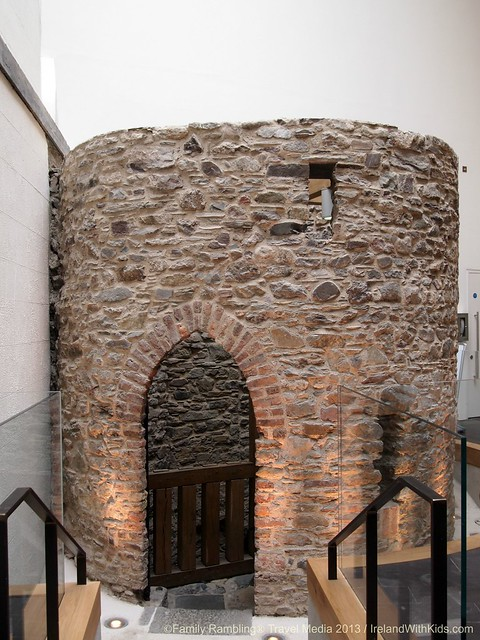 "Tower ""entry"" to Waterford Medieval Museum"