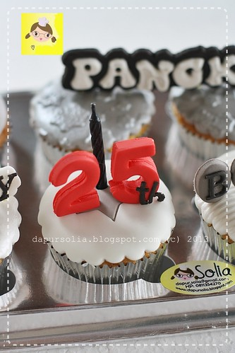 Cupcake Set for Pangky